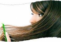 Как лечить сухие кончики волос?