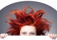 Что делать, если волосы электризуются?