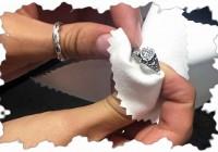 Как почистить серебро в домашних условиях от черноты?