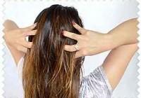 Жирные волосы. Причины. Способы устранения проблемы.