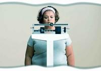 Проблема лишнего веса