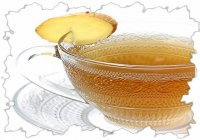 Чай с имбирем для похудения. Отзывы.