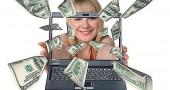 Как заработать деньги девушке/женщине, сидя дома?