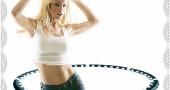 Как крутить обруч, чтобы убрать живот?