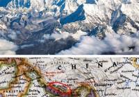 Самые высокие и большие вершины планеты Земля