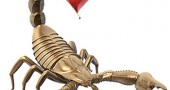 Как ведет себя влюбленный Скорпион?