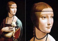 Картины Леонардо да Винчи в эпоху Возрождения