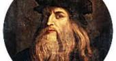 Леонардо да Винчи: зеркальный Код в картинах художника