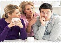 Кто для мужчины нужнее, важнее и главнее: мать или жена?