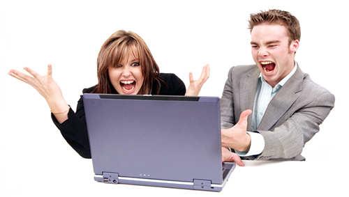 Занятия в интернете