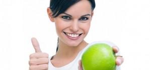 Диета для похудения на яблоках