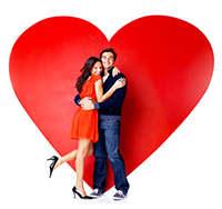 Любовь на сердце