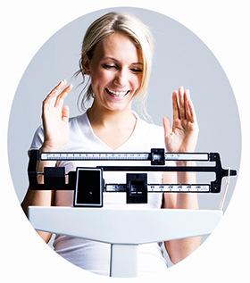 Я победила свой избыточный вес!