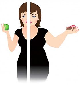 Как удержать нормальный вес после диеты и похудения?