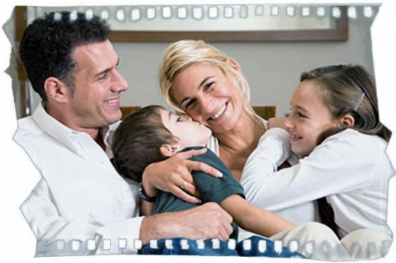 Счастье в семье