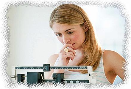 Тестируем идеальный вес