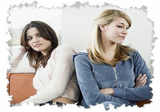 Как помириться с подругой? Поссорилась, что сказать подруге?