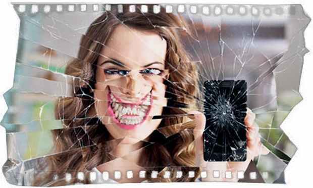 Фото в зеркале
