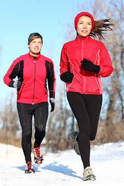 Зимнее похудение