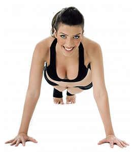 Упражнения для грудей