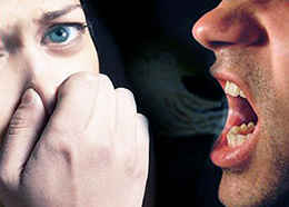 как убрать запах вина изо рта