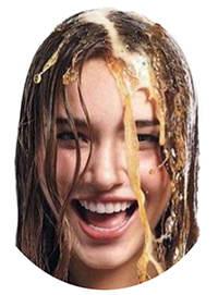 Маска от электризации волос