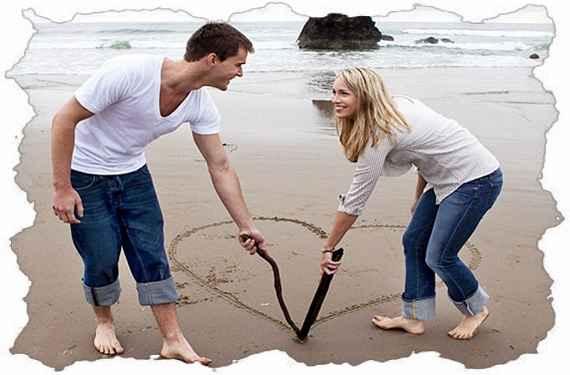 Супруги влюблены