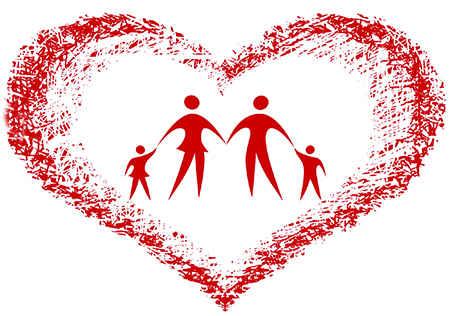 В семье царит Любовь