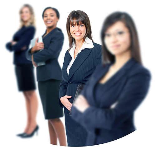 Популярные профессии для женщин