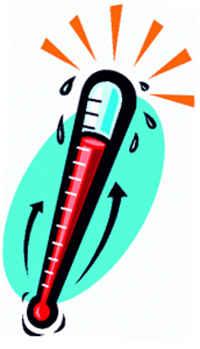 Как сделать чтобы температура не поднималась 8