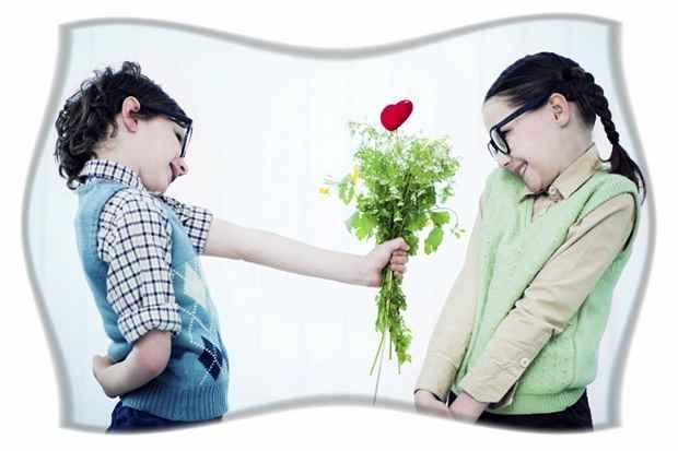 Цветочный подарок