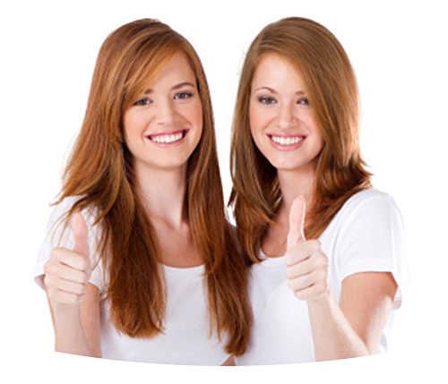 Невестки близнецы