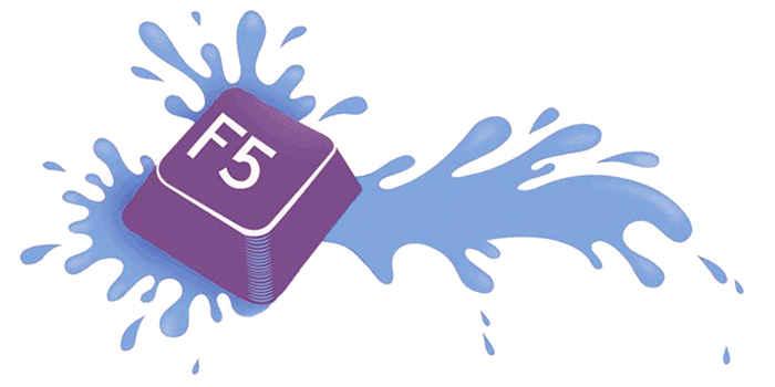 Сюрпризы F5
