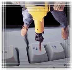 Удержание клавиши F5