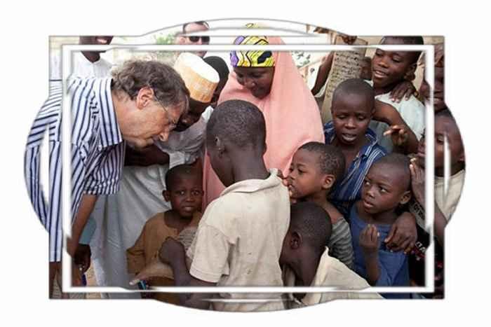 Миллиардер филантроп