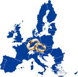 Обручальная Европа
