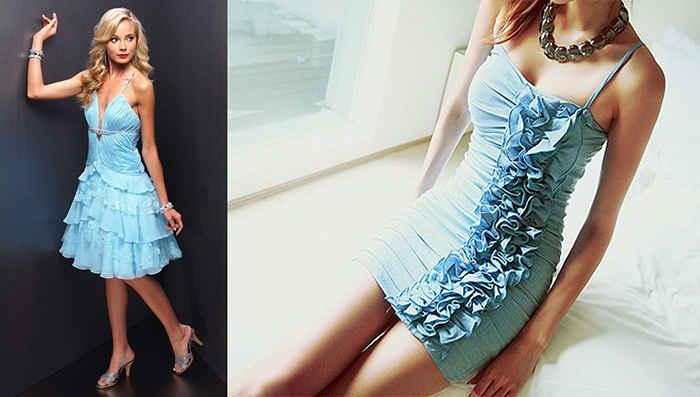 Романтическая одежда для девушек
