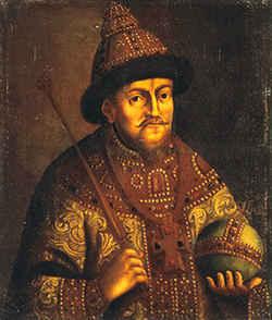 Первый Романов на престоле