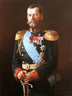 Последний царь России