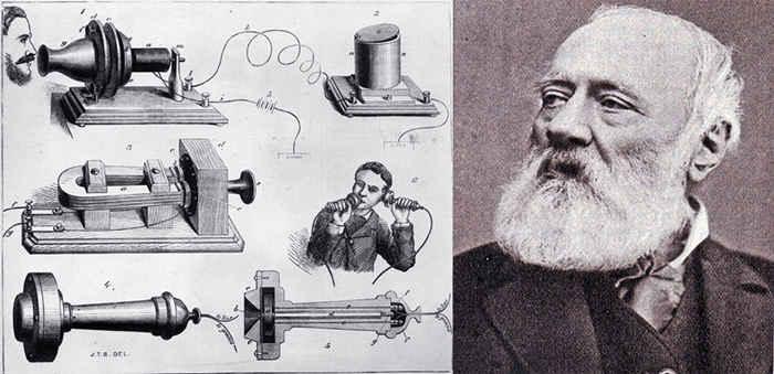 Кто изобрел телефон? История изобретения телефона