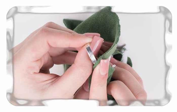 Почистить серебро от черноты в домашних условиях с помощью 477