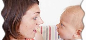 Почему дети с самого рождения не могут разговаривать?