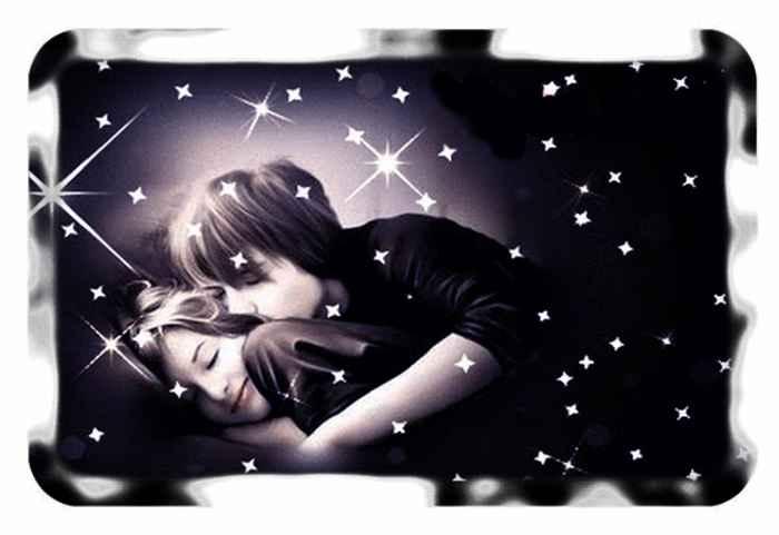 пожелание спокойной ночи не знакомой девушке