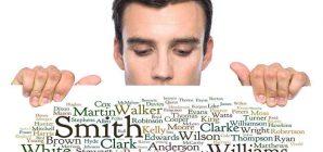 Список красивых мужских фамилий